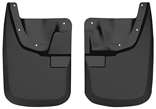 Husky Liners Front Mud Guards Fits 11-16 F250/F350 w/o OE Flares