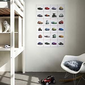 ixxi wall art - cars collage large
