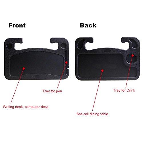 Starter Computadora portátil/tableta y bandeja/escritorio del volante para alimentos: Amazon.es: Instrumentos musicales