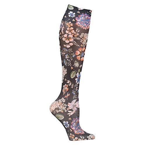Celeste Stein Women's Mild Compression Wide Calf