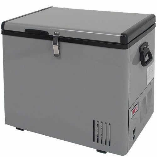 EdgeStar FP430 43 Qt Portable Compact Refrigerator or Freezer AC/DC (Fridge Freezer 12v)