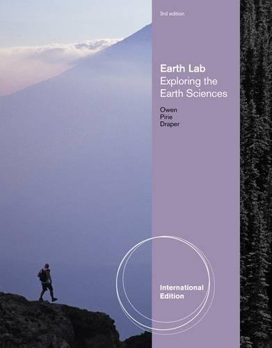 Earth Lab: Exploring the Earth Sciences, International Edition