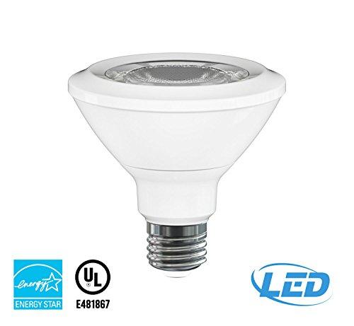 Polaris LED PAR30 Short Neck Light Bulbs 20-Pack 13W Dimmable Bulb 75W Equivalent Halogen Flood Light Bulb Soft White 3000K color Energy Efficient 850 lumens E26 Medium Edison Screw In Base (Type Polaris)