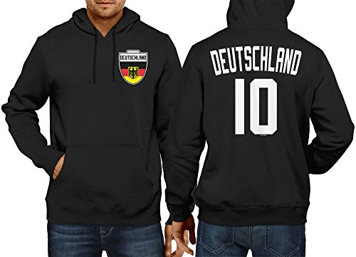 Mens Deutschland Germany Football Sweatshirt