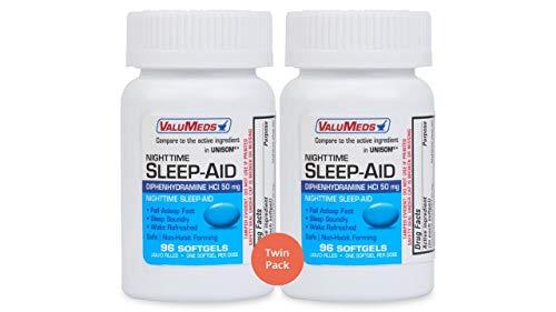 ValuMeds Nighttime Sleep Aid