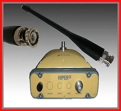 Topcon GPS Antena para gr-3,5, hiper + 450 – 470 MHz GPS de ...