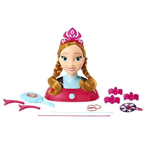 Frozen Disney Anna Styling Head Playset