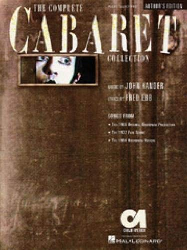 Complete Cabaret Collection - The Complete Cabaret Collection: Vocal Selections - Souvenir Edition