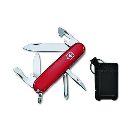Amazon.com: Swiss Army Knife Tinker 2 piezas con sacapuntas ...
