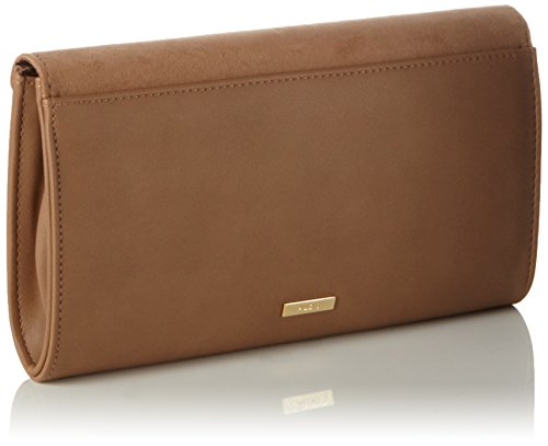 ALDO 47831338 - Clutch para mujer, color Marrón (Natural/35), 5x17x28 cm (B x H x T)