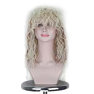 Amazon.com: Miss U pelo hombre 70s 80s fiesta temática ...
