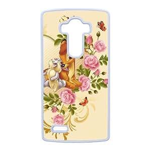 LG G4 Phone Case White Bambi ES7TY7886274