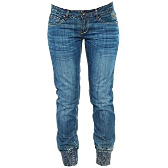 ONLY Hüftjeans Sisco Unkle Smock Jeans, Weite Länge(Inch) 32 34 ... e58a864702