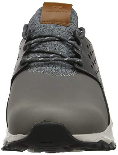 Relven Gry grey Uomo Skechers Sneaker hemson Grigio HdqWgBw