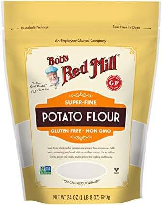 Flours & Meals: Bob's Red Mill Potato Flour