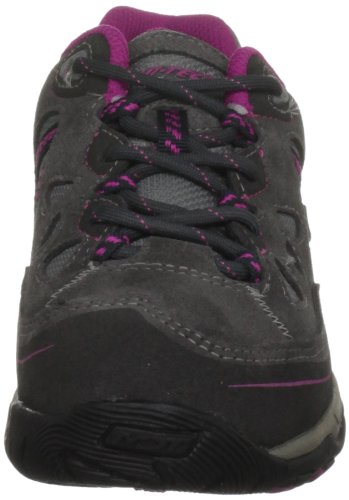 Charcoal Noir Chaussures Terrain Randonnée de tec Total Femme Cyclamen Hautes Hi qPzUpxFwW
