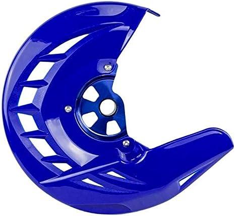 Bleu TOOGOO Capot du Disque de Frein Frontal Convient pour YZ WR YZF WRF 125 250 450 YZ125 YZ250 YZ125X YZ250X YZ250F YZ450F WR250F WR450F 06-2019