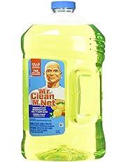 Mr Clean All Purpose Cleaner Liquid, Disinfectant Bathroom & Floor Cleaner, Summer Citrus, 2.4 L
