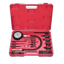 SUPERTOOLS Diesel Engine Cylinder Compression Diagnostic Test Tool Kit TP1128