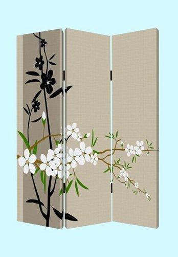 Screen Gems Plum Blossom Room Divider