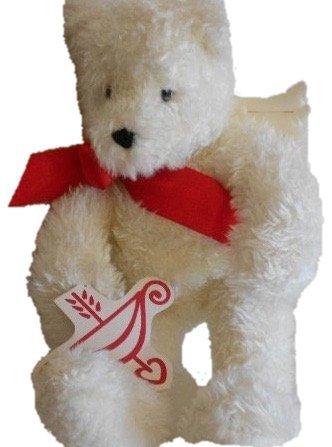 Cupid Bear (Hallmark Cupid Shaggy Teddy Bear Plush)