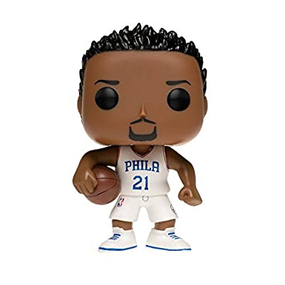 Funko POP!: NBA - Joel Embiid Collectible Toy: Funko Pop! Nba:: Toys & Games