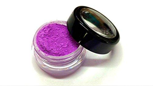 grape shimmer eyeshadow - 2