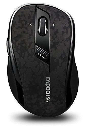 Rapoo Wireless Ergonomic Programmable Desktops