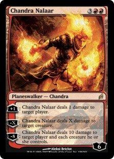Magic: the Gathering - Chandra Nalaar - Lorwyn by Magic: the ...