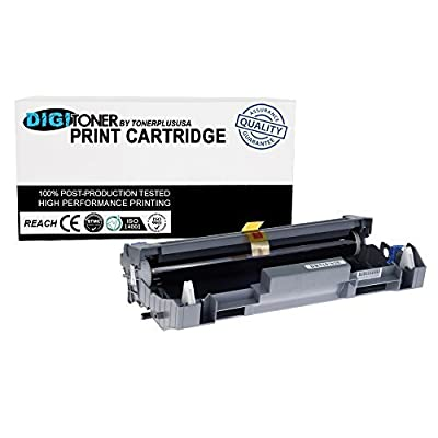 DigiToner New Compatible DR520 Drum Cartridge TN550 TN580 TN620 TN650 For Use With Brother DCP-8060 DCP-8065DN MFC-8460N MFC-8470DN MFC-8660DN MFC-8670DN HL-5240 HL-5250DN