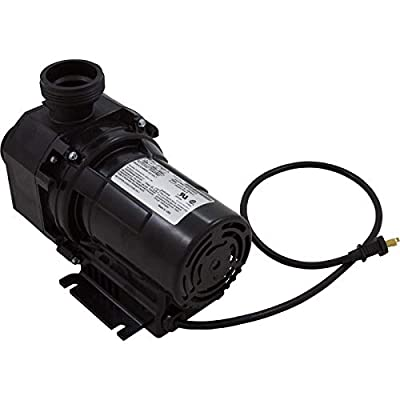 """Hydro-Air Pump, Bath, BWG Gemini Plus II, 0.75hp, 115v, 1-1/2"""", w/AS, OEM"""