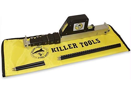 - Killer Tools ART90X Telescoping Tram Gauge - Micro Calibrated