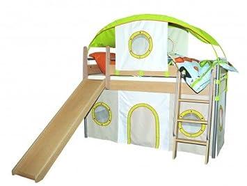 betthusse textilbehang für roba spielbett: amazon.de: küche & haushalt - Roba Küche