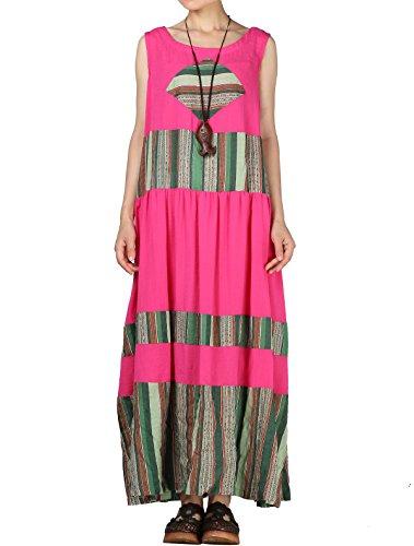 dress peach colour - 2