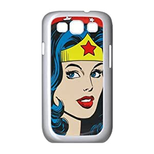 Custom Super Woman Back Cover Case for SamSung Galaxy S3 I9300 JNS3-192