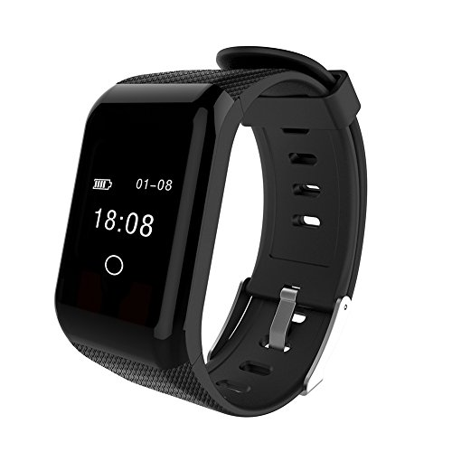 Smart Bluetooth Bracelet NFC Function Waterproof Dustproof for Android Symbian,Windows Mobile,MIUI,iOS,Blackberry Wireless 5-10M by Hengshitong