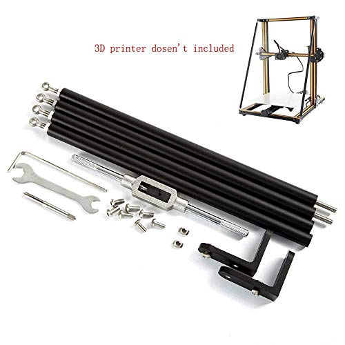3D Printer Support Rod Set for Creality 3D CR-10 CR-10S S4 S5 (CR-10 ()