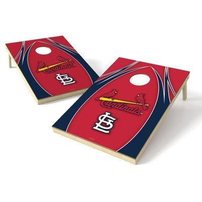 MLB St. Louis Cardinals 2x3 Shield Game, 24