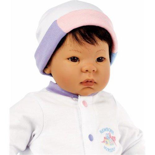 Madame Alexander Newborn Nursery - Beautiful Baby Asian Black/Brown]()