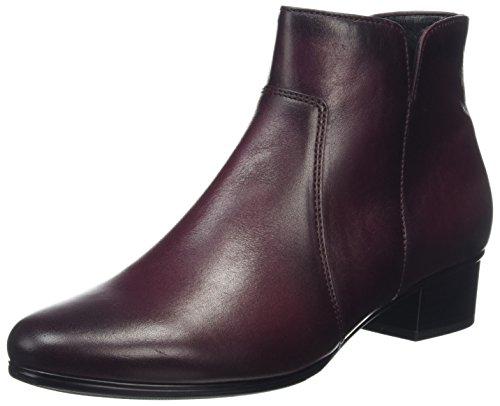 Gabor Botas Basic Mujer Rojo para Shoes Wine 25 Gabor Effekt rZqxwHrC6