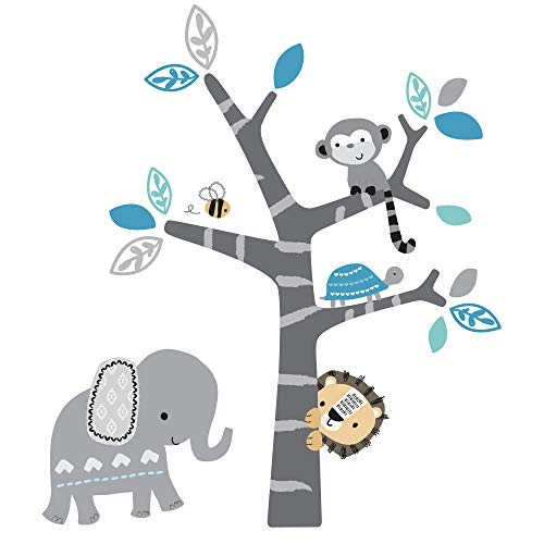 - Bedtime Originals Jungle Fun Wall Decals