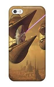 JQrBIKk4495SJxhT Anti-scratch Case Cover DanRobertse Protective Star Wars Tv Show Entertainment Case For Iphone 5/5s