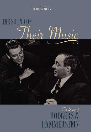 Richard Reader Rodgers (The Sound of Their Music: The Story of Rodgers & Hammerstein)