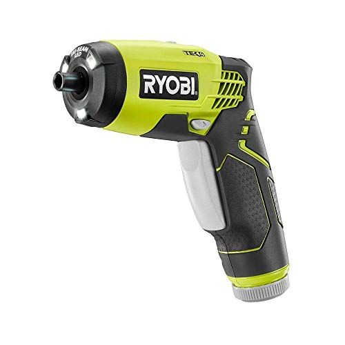 (Ryobi ZRHP54L 4-Volt Lithium-Ion Screwdriver Kit (Certified Refurbished))