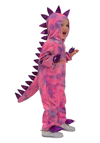 Dinosaur Costumes Girl (Tilly The T-rex Girls Dinosaur X-small)