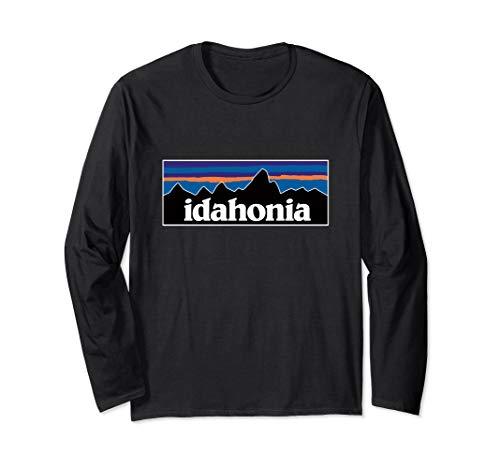 Idahonia Idaho State Gear Long Sleeve T-Shirt