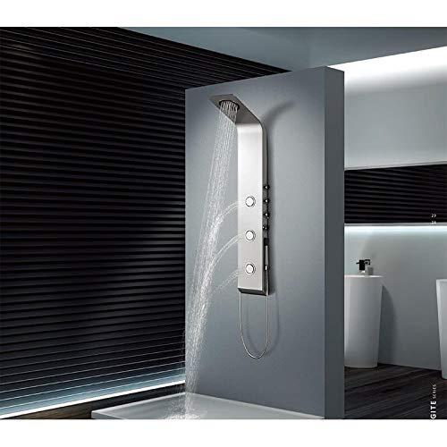 Bodyclean Balneo Ducha Columna (1400 * 220mm) Panel de Espesor de ...