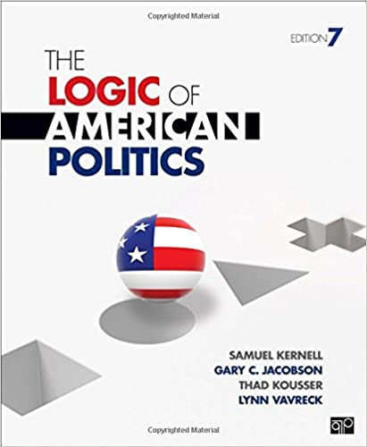 The logic of american politics samuel h kernell gary c jacobson the logic of american politics seventh edition fandeluxe Image collections