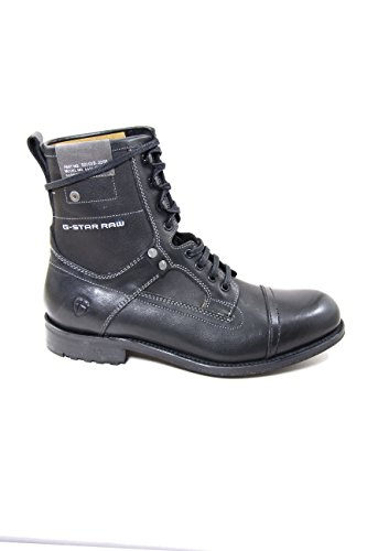 G-Star, Chaussures basses pour Homme - Noir - Nero, 44 EU
