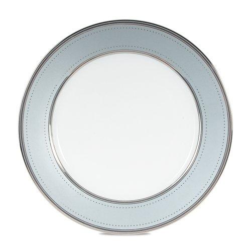 (Ralph Lauren Silk Ribbon Slate Dinner Plate)